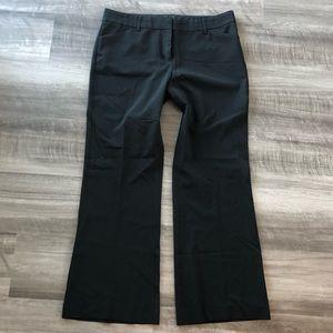 Express Editor Black Dress Pants Sz 10 Short